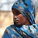 Pacjentka, oboz Dadaab, granica Kenia XXXXXXXXXXXXXXXX