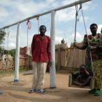 Plac zabaw, Szpital Getty, Kongo, RDC