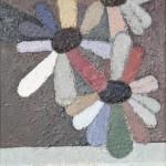 02. Stokroty, 2005, olej, plotno, 30 x 24 cm