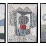 03. Kompozycje, 2003, olej, plotno, 24 x 18 cm