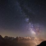 Mont Blanc, Alpy
