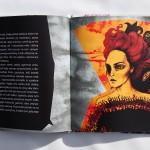 Kaja Pachulska, ilustracje do Baśni Braci Grimm, Śpiąca Królewna