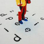 13. Stoi, 2009, olej na p+é., 125X160