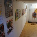 027. Malarstwo - wystawa powarsztatowa w BWA